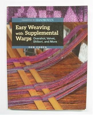 Easy Weavign with Supplemental Warps