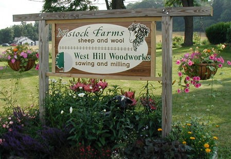 Nistock Farms Sheep and Wool