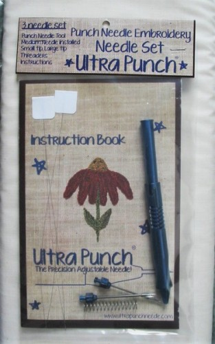 Ultra Punch Three Needle Set