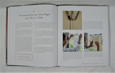 sample Oxford rug punching book